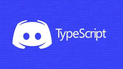 Discord Bot & Typescript
