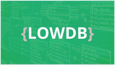 LowDB, REST API CRUD | con Nodejs y Express