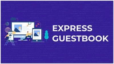 Express GuestBook | Aplicación de ejemplo