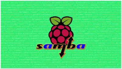 Samba & Raspberry pi 3 | Servidor de Archivos Compartidos