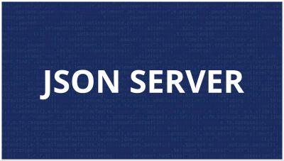 Json Server | Generador de REST API
