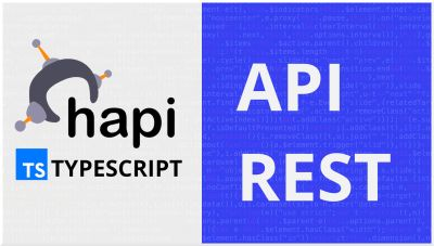 Hapijs & Typescript REST API | CRUD REST API