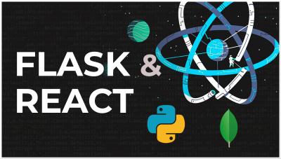 Python Flask, React & Mongodb Aplicación Web CRUD
