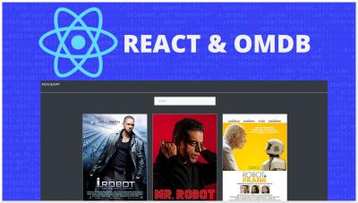 React, Aplicación de Series y Peliculas con OMDB