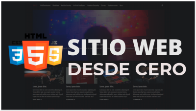 TechNews | Sitio Web con HTML, CSS y Javascript