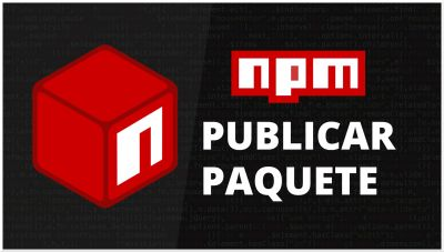 npm | publicar primer modulo