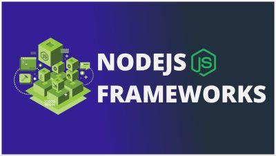 5 Nodejs Frameworks para Servidores Web