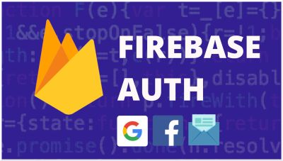 Firebase Auth con HTML y Javascript | Firebase Auth con Google, Facebook y Email