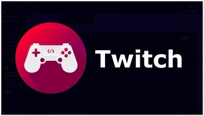Logo de Twitch Creado por la comunidad de Discord
