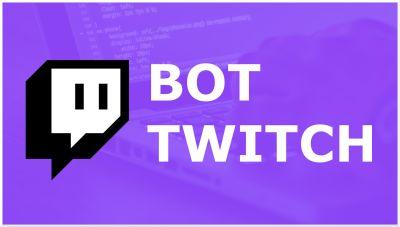 Twitch Bot con Nodejs (tmi.js)