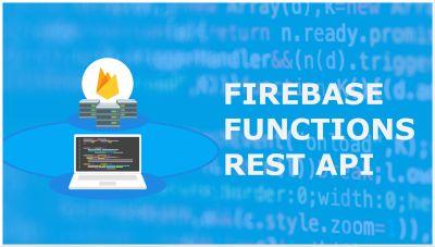 Firebase Functions REST API con Nodejs