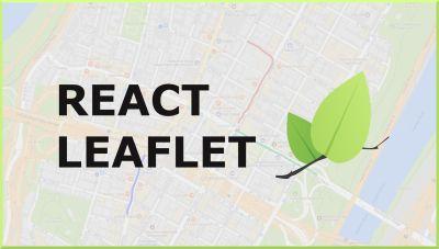 React & Leaflet con Geolocalizacion API