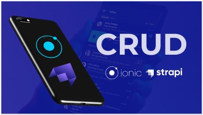Strapi & Ionic CRUD