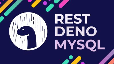 Deno Oak & MySQL REST API CRUD