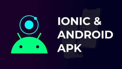 Hacer build de Ionic para Android