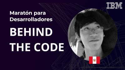 Entrevista al ganador de IBM Behind the Code 2020
