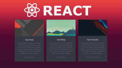 React Bootstrap Cards