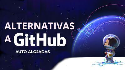 Alternativas a Github en tu propio servidor
