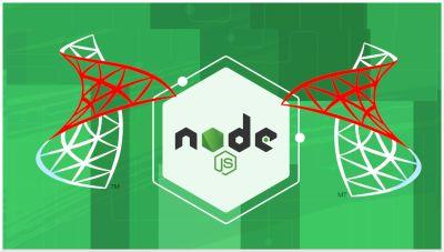 Microsoft SQL Server & Nodejs REST API