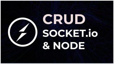 CRUD Realtime con Nodejs y Socket.io