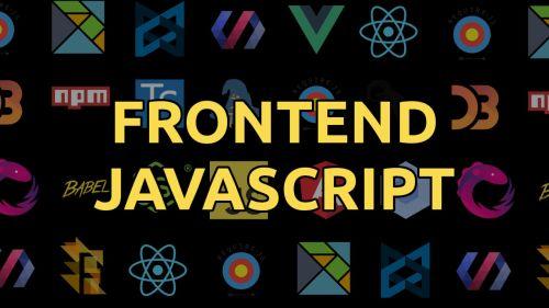 Javacript FrontEnd Frameworks del 2018
