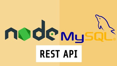 API REST con Nodejs y Mysql
