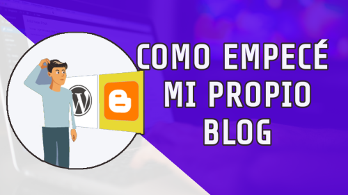 Como empezar un Blog (CMS, Blogger, Wordpress, Monetización)