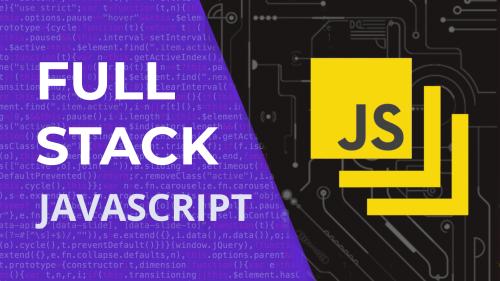 Javascript FullStack Aplicación Simple