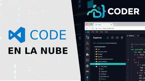 Coder Editor | Visual Studio Code en el servidor