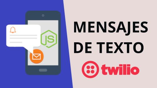 Nodejs & Twilio SMS Simple