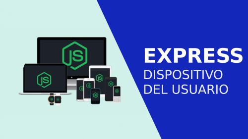 Express Device npm Module