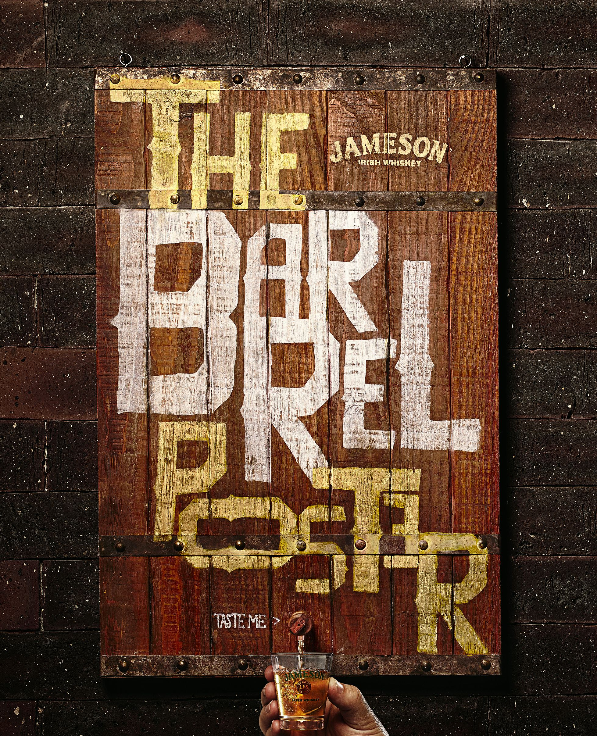 The Barrel Poster