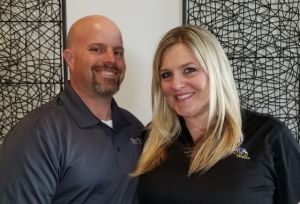 Scot and Amy Hecht, Our Town America Franchisees