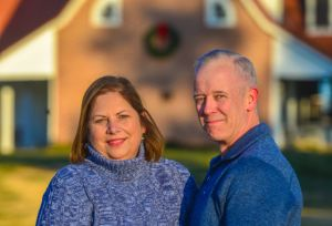 Barbara and Chip Whipkey, Wild Birds Unlimited Franchisees