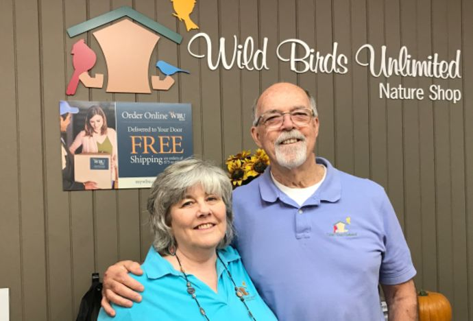 Gary Fotcher and Kathleen Mulligan Have Made Their WildBirds Unlimited Business a Family One