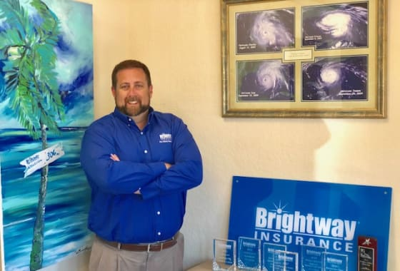 Steve Trout, Brightway Insurance Franchisee