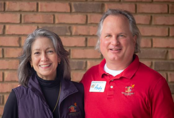 Jacqueline Venchi and Andy Scholl, Wild Birds Unlimited, Rock Star Franchisees