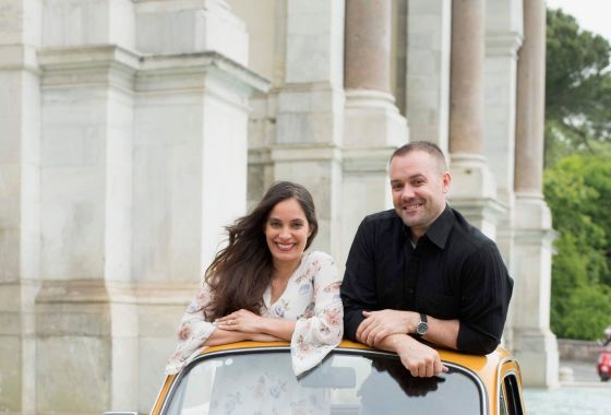 Monica Lannacone and Michal McFerron Draw on Military Experience and Education to Grow Their Dream Vacations Franchise