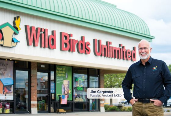 Celebrating Four Decades of Growth: Wild Birds Unlimited Soars into 2021 on a Culture of Excellence