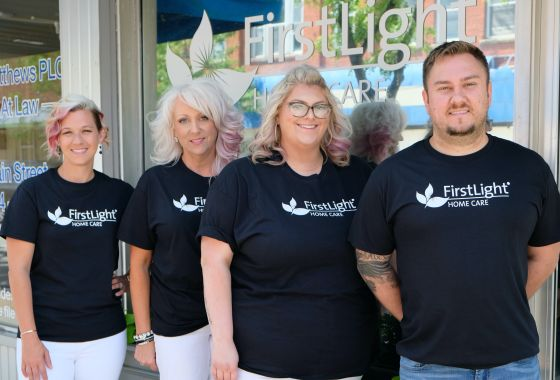 Shadow & Rebekah Skaggs, Franchisee Rock Star, FirstLight Home Care