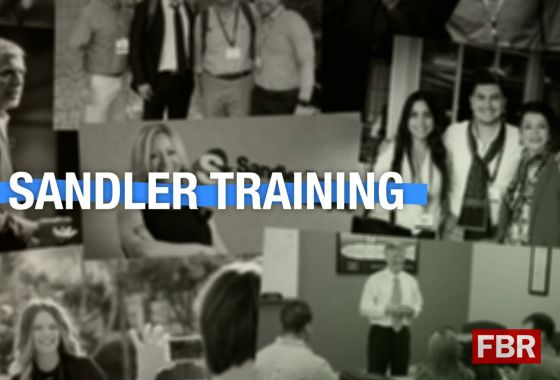 Why Sandler Training is a Top Franchise