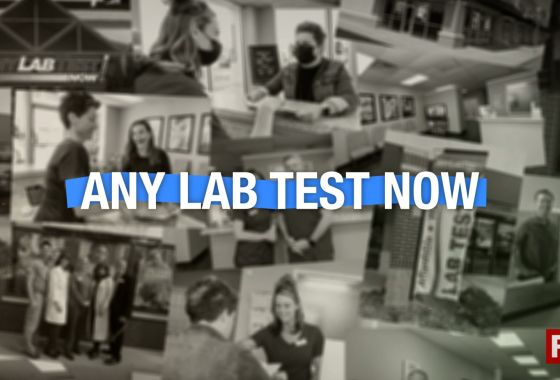 Why Any Lab Test Now Is a Top Franchise