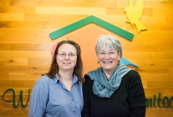 Cathy Fleischacker & Pam Dymsza Found Freedom with Wild Birds Unlimited