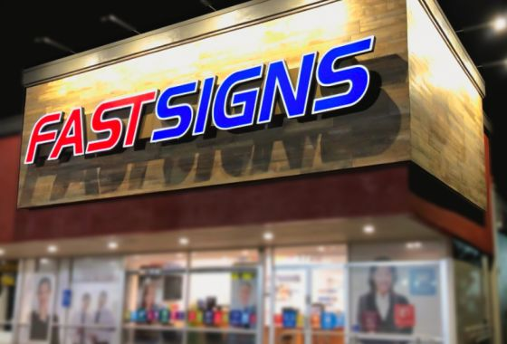 With FASTSIGNS Support, Father-Son Franchise Team Navigate Pandemic Obstacles