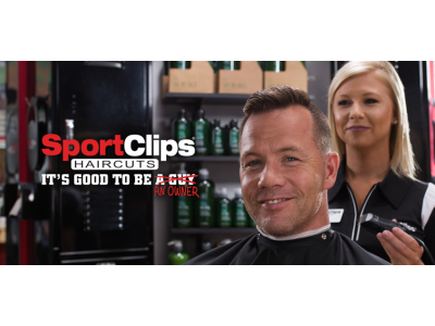 Want to Open a Haircut Franchise? 10 Reasons to Consider Sport Clips Haircuts