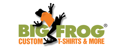 Big Frog Custom T-ShirtsLogo