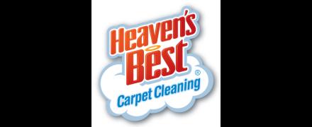 Heaven's Best Carpet CleaningLogo