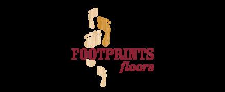 Footprints FloorsLogo