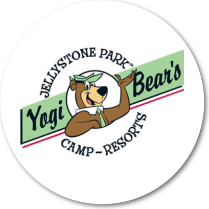 Yogi Bear's Jellystone Park (TM) Camp Resorts Logo