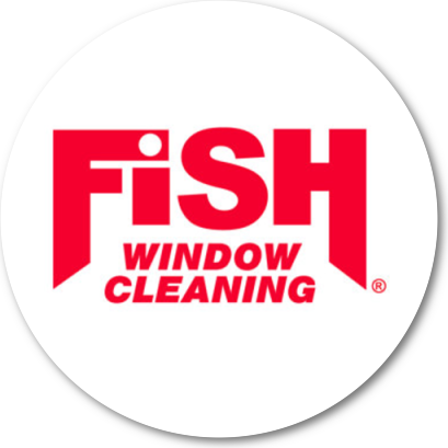 Fish Window Cleaning Services Logo
